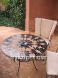 ROUND PATIO TABLE - JENNA