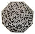 OCTAGONAL MOROCCAN MOSAIC TABLE IN MOORISH DESIGN 42